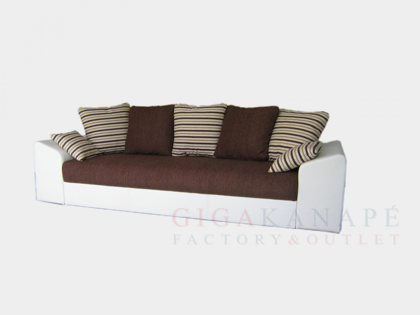 Dublin ágyneműtartós kanapéágy : GigaKanapé